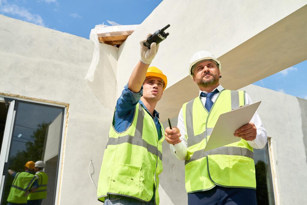 construction jobsite safety form